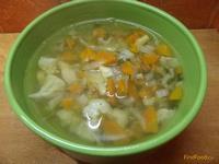 Рецепт Суп овощной вегетарианский рецепт с фото