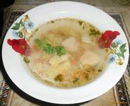 Рецепт Домашний картофельный суп рецепт с фото