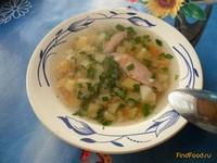 Рецепт Диетический гречневый суп с курочкой рецепт с фото