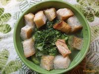 Рецепт Густой суп из брокколи рецепт с фото