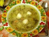 Рецепт Гречневый суп с мясными шариками рецепт с фото