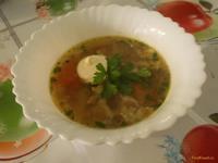Рецепт Гречневый суп рецепт с фото
