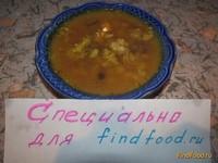 Рецепт Суп грибной с фрикадельками рецепт с фото