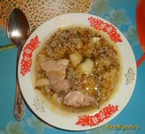 Рецепт Бабушкин гречневый суп рецепт с фото