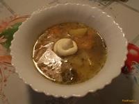 Рецепт Картофельный суп с пёрышками рецепт с фото