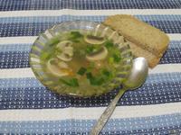 Рецепт Суп гречневый с грибами рецепт с фото
