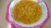 Рецепт Сырный суп с лапшой рецепт с фото