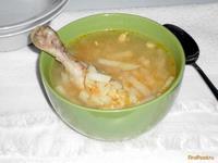 Рецепт Картофельный суп с вермишелью рецепт с фото