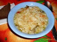 Рецепт Суп капустный с рисом рецепт с фото