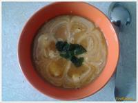 Рецепт Чечевичный суп-пюре рецепт с фото