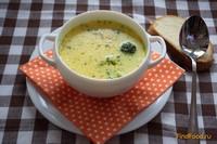 Рецепт Сливочный суп с брокколи рецепт с фото
