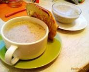 Рецепт Грибной суп-пюре рецепт с фото