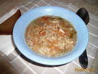 Рецепт Суп острый с гречкой рецепт с фото