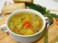 Рецепт Суп вермишелевый рецепт с фото