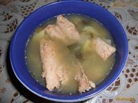 Рецепт Супчик из горбуши рецепт с фото