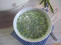 Рецепт Окрошка на березовом соке с курицей рецепт с фото