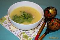 Рецепт Суп-пюре из картофеля с куриным мясом рецепт с фото