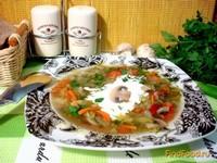 Рецепт Овощной суп с молодой капустой рецепт с фото