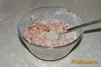 Рецепт Лёгкий салат с чесноком и помидорами рецепт с фото