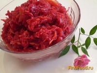 Рецепт Теплый овощной салат рецепт с фото