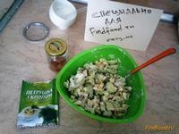 Рецепт Овощной салат с колбасным сыром рецепт с фото