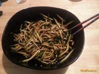 Рецепт Китайский острый салат из огурцов рецепт с фото
