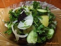Рецепт Гипоаллергенный салат рецепт с фото