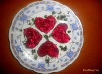 Рецепт Салат Рубиновый рецепт с фото