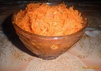 Рецепт Острая корейская морковка рецепт с фото