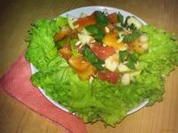 Рецепт Салат с грушей и грейпфрутом рецепт с фото
