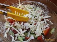 Рецепт Капустный салат рецепт с фото