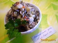 Рецепт Салат с ламинарией Нептун рецепт с фото