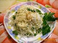 Рецепт Капустный салат с имбирем рецепт с фото