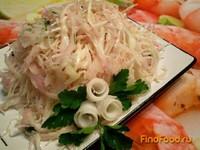 Рецепт Капустный салат с редькой и хреном рецепт с фото