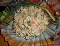 Рецепт Салат на скорую руку рецепт с фото