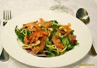 Рецепт Рыбный салат Рандеву рецепт с фото