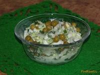 Рецепт Нежный салат из пекинской капусты рецепт с фото
