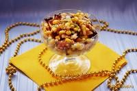 Рецепт Салат с курагой и черносливом рецепт с фото