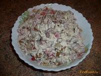 Рецепт Салат Изюминка рецепт с фото