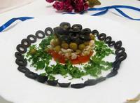 Рецепт Салат из маринованной тыквы рецепт с фото
