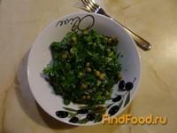 Рецепт Зеленый салат рецепт с фото