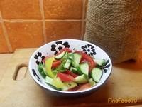 Рецепт Оригинальная заправка овощного салата рецепт с фото
