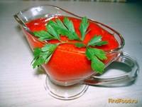 Рецепт Соус острый из помидоров и перцев рецепт с фото
