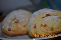 рецепт сырная улитка