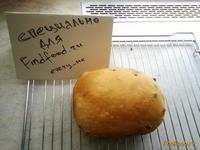 Рецепт Хлеб с изюмом в хлебопечке рецепт с фото