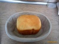 Рецепт Классический хлеб с топленым молоком в хлебопечке рецепт с фото