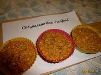Рецепт Овощные кексы рецепт с фото
