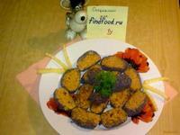 Рецепт Сырное печенье с маком и паприкой рецепт с фото