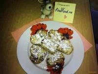 Рецепт Кексики с клетчаткой рецепт с фото