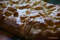 Рецепт Пирог картофельный с копченой колбасой рецепт с фото